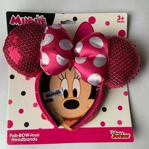 Disney Minnie Head band